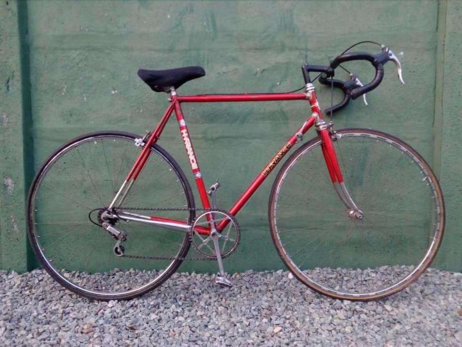 Bicicleta Hispano - France rodado 28 rutera