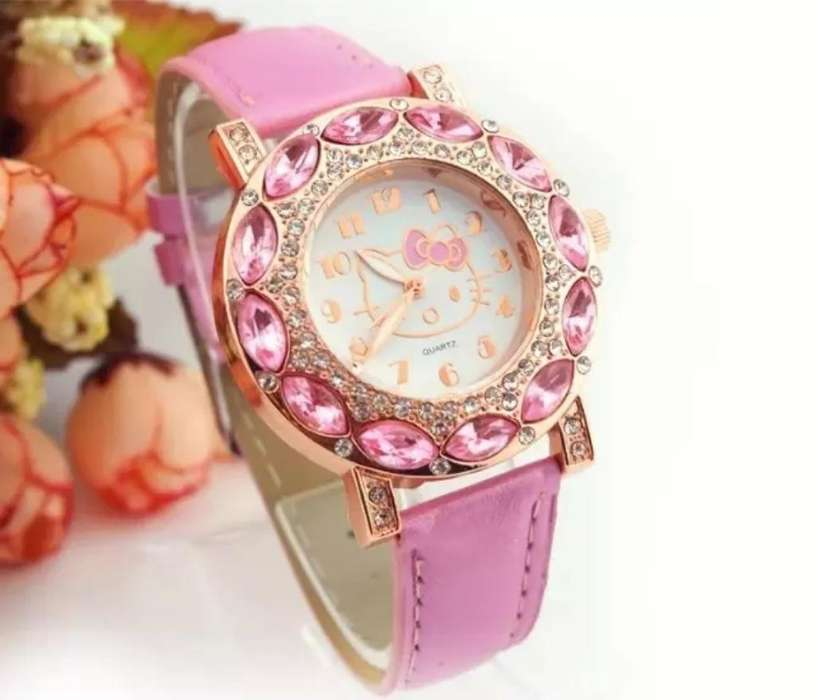 Reloj Hello Kitty
