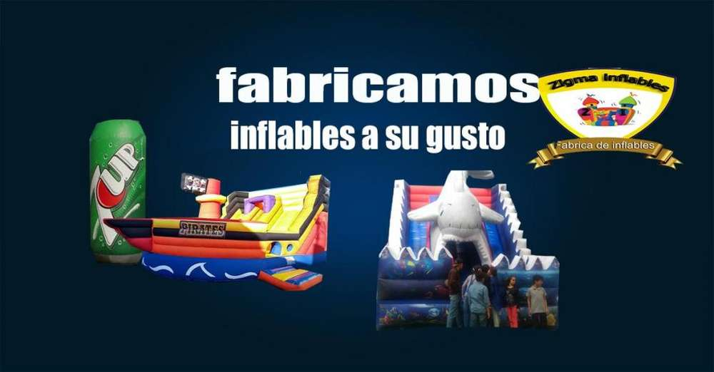 Fabrica colombiana de inflables