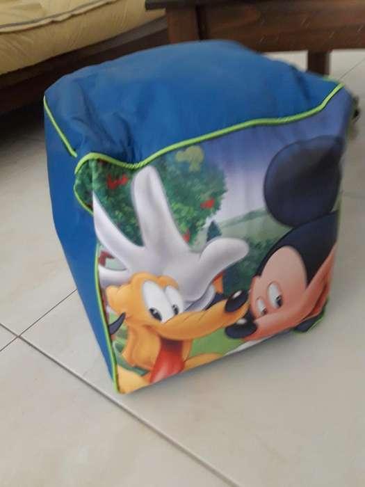 Puff Mickey
