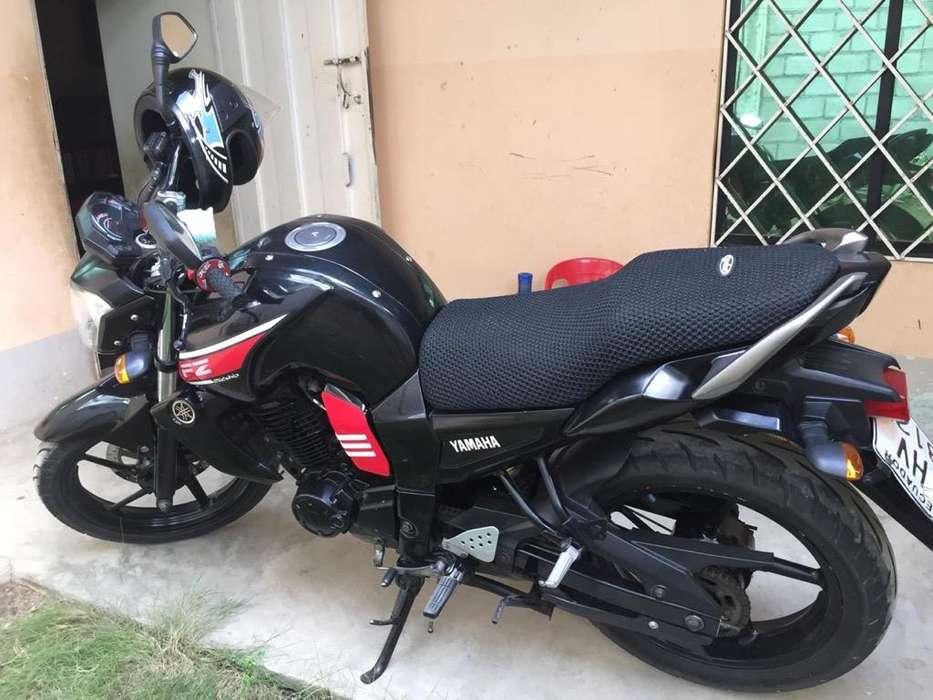 Moto Yamaha Fz-160 - 2013