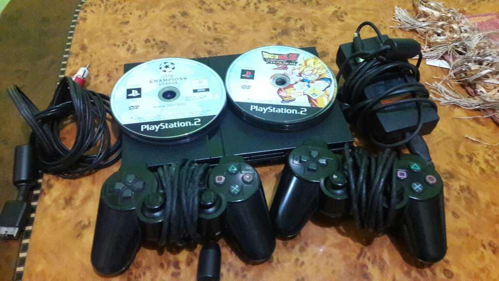 Vendo Playstation2 con 21 Disco Original