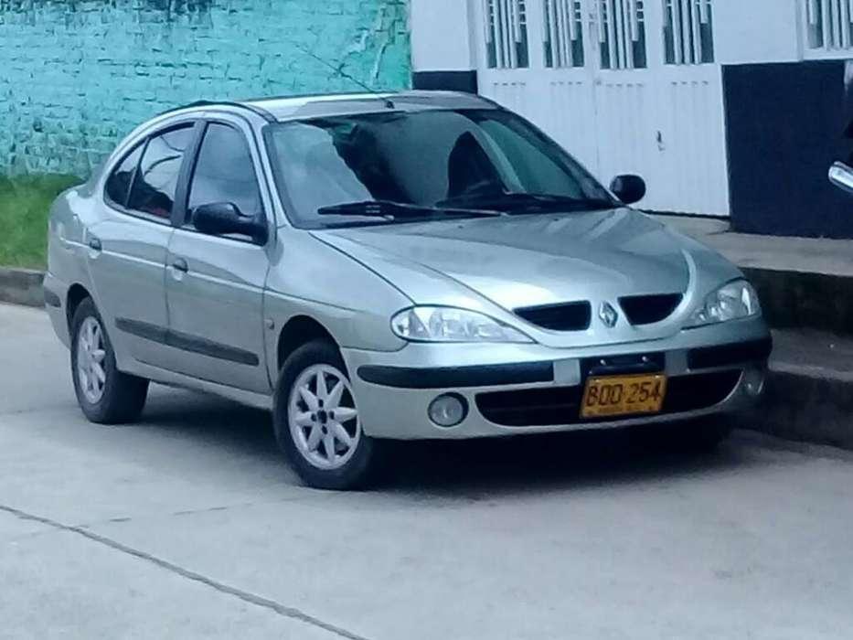 Renault Megane  2004 - 158000 km