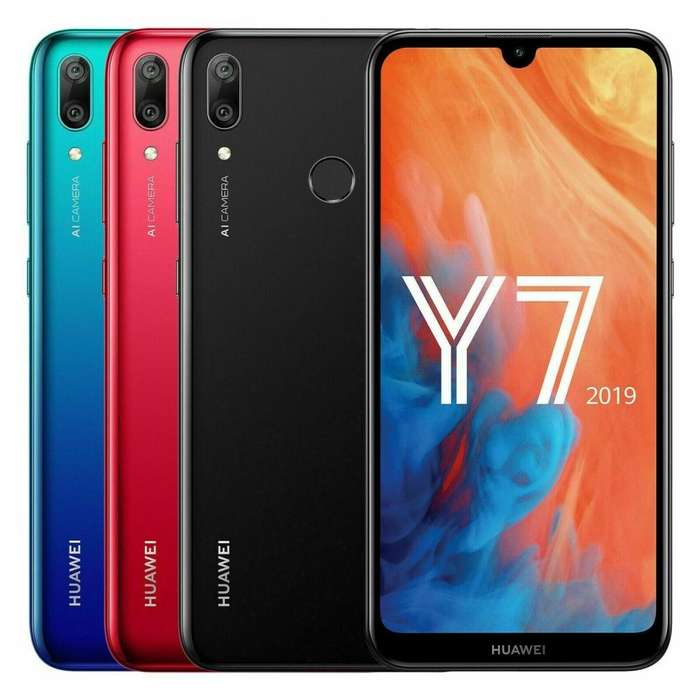 Huawei y6 nuevo y de paquete