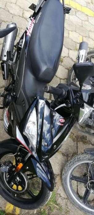 Moto Jetix 125 Auteco