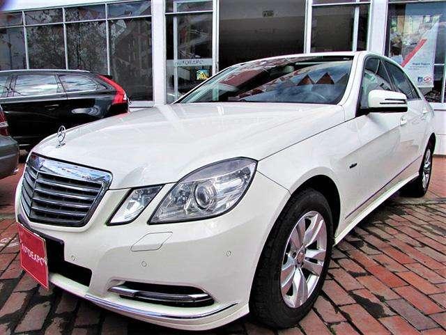 Mercedes-Benz Clase E 2012 - 93700 km