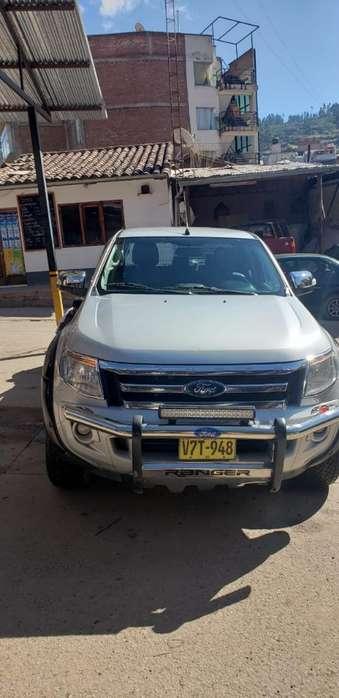 Ford Ranger XLT 2014 - 71000 km