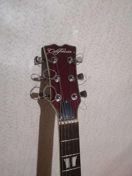 Guitarra Lespaul California