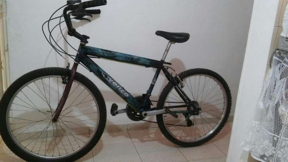 Bicicleta Rin 26 Muy Buena