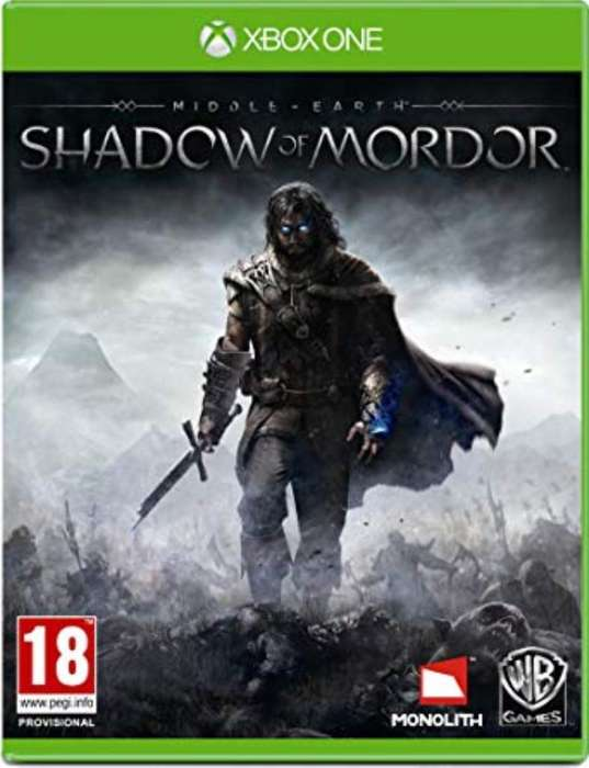 Super Juego Shadow Of Mordor Economico