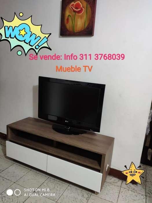mueble tv122x040x050