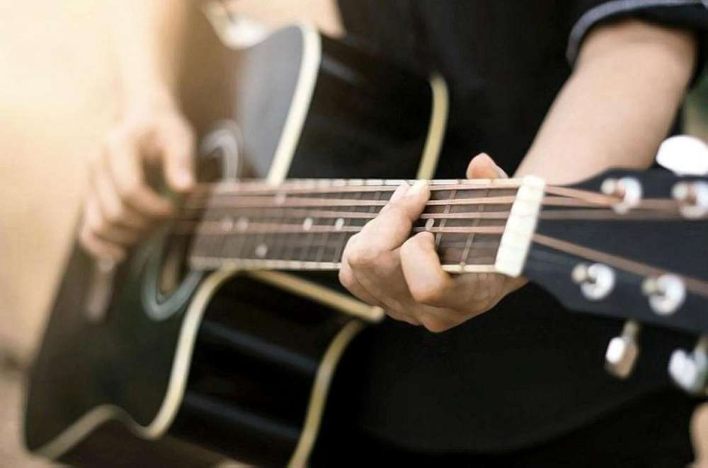 Clases Guitarra Acústica