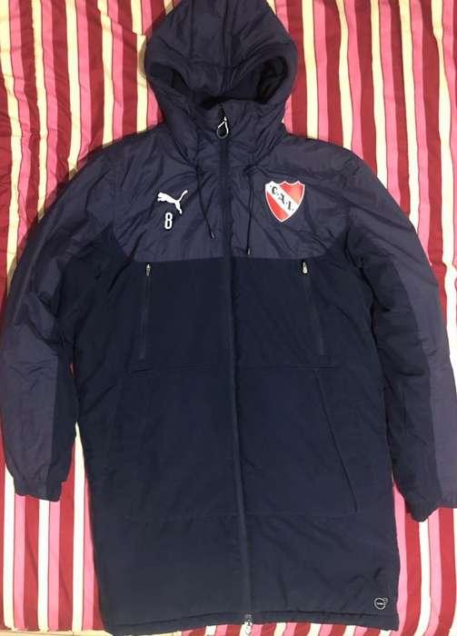 Camperon Puma de Independiente Talle M