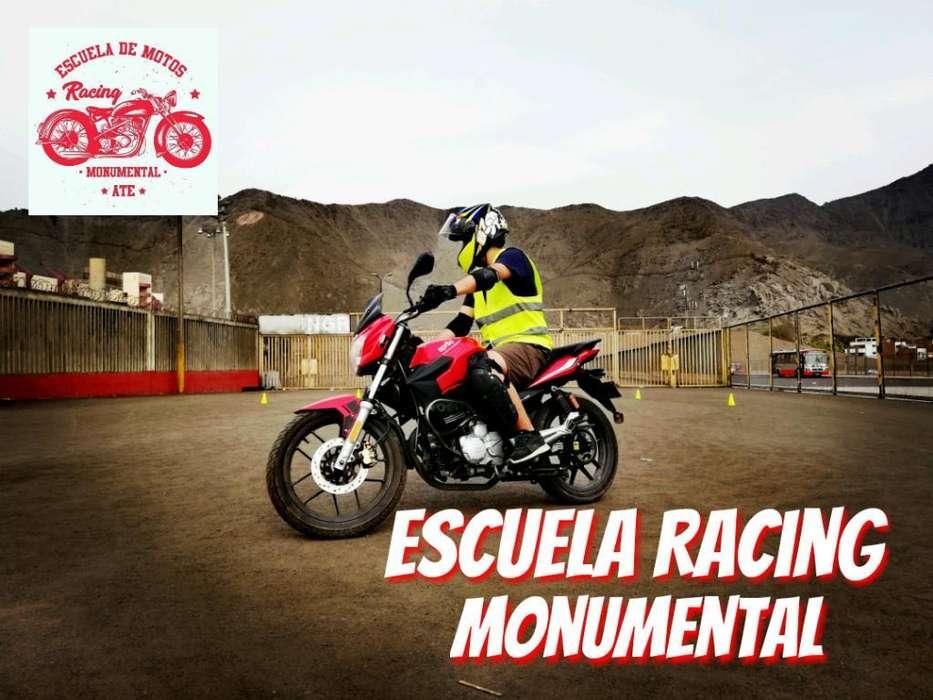 Clases de Manejo de Moto Lineal 2.0