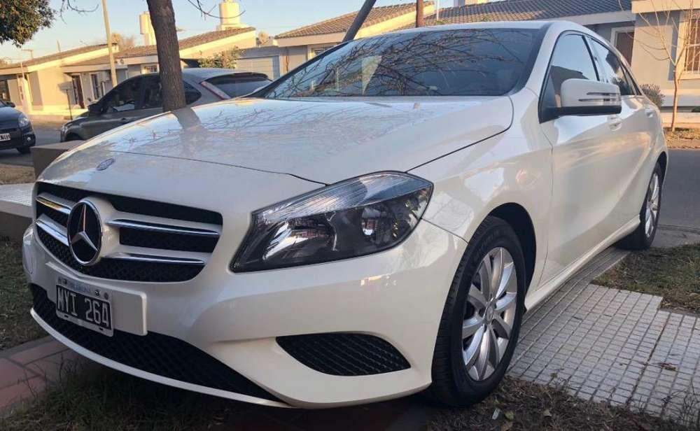 Mercedes-Benz Clase A 2013 - 100 km