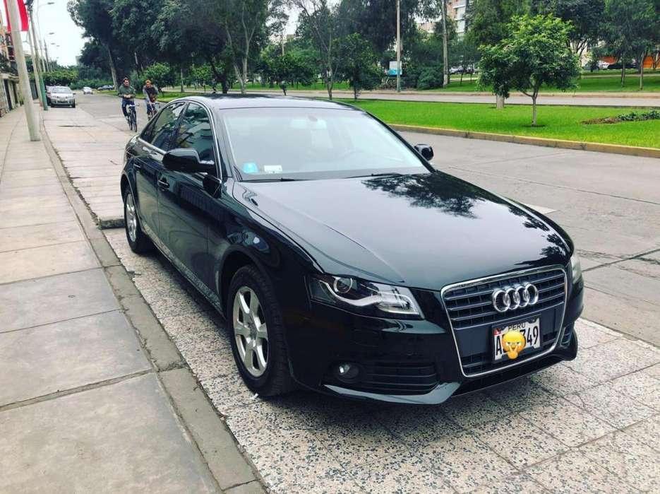 Audi A4 2011 - 88000 km