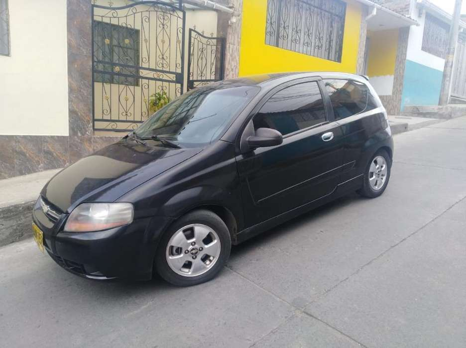 Chevrolet Aveo 2009 - 180000 km