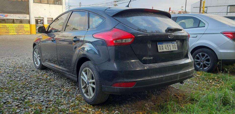 Ford Focus 2016 - 74000 km
