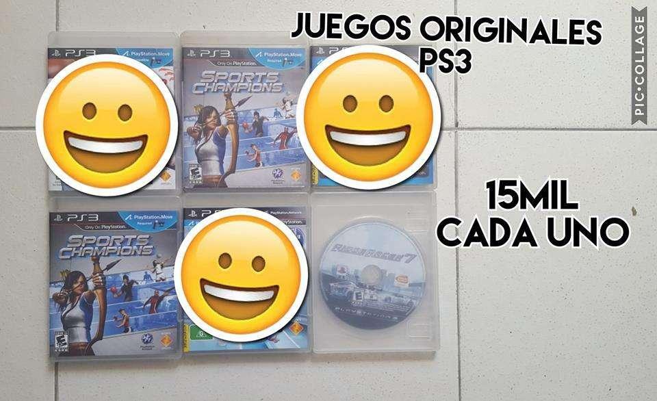 JUEGOS ORIGINALES PARA PS3 15MIL CADa UNO PRECIO FIJO solo los de la imagen