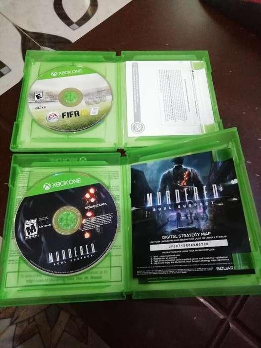 2 Juegos Xbox One 25 por Los 2