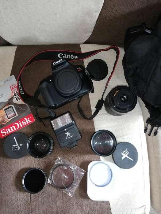 en Venta Canon Rebel T6