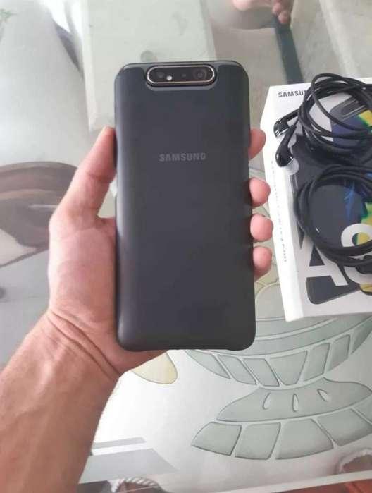 Vendo O Cambio Samsung Galaxy A80