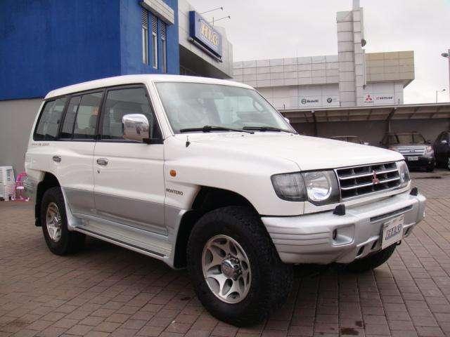 Mitsubishi Montero 1998 - 200000 km