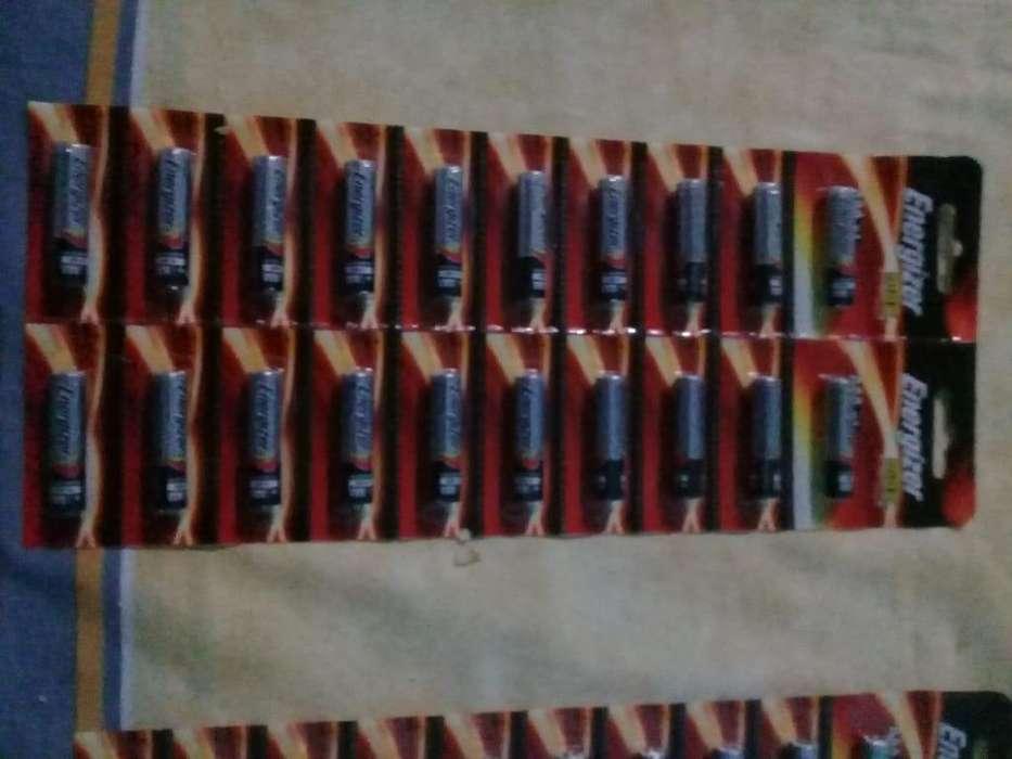 Pilas 3A energizer