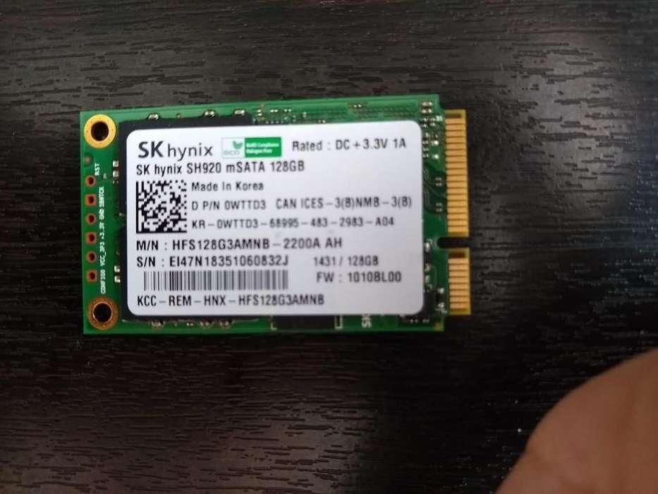 Disco Duro SSD MSata 128 GB SK hynix
