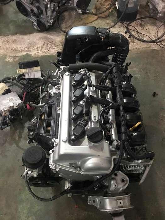 Motor 1Nz Mecanico 1500 Cc