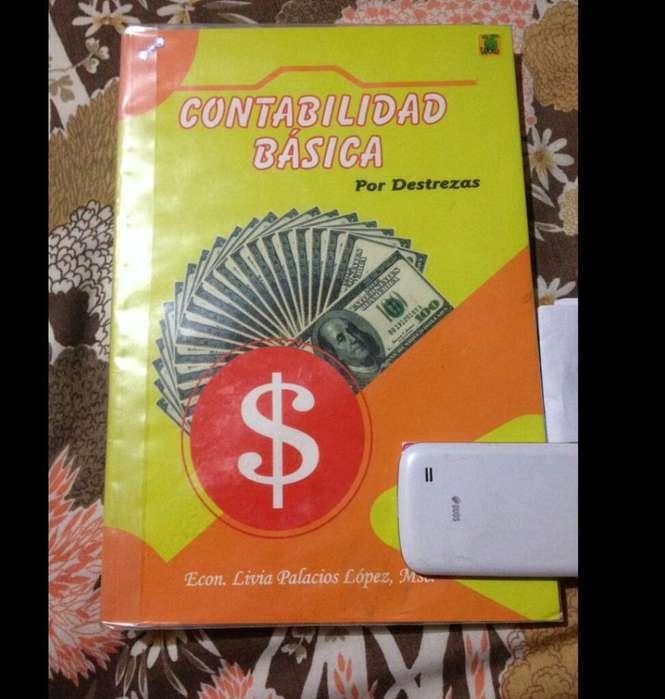 Libro de <strong>contabilidad</strong>