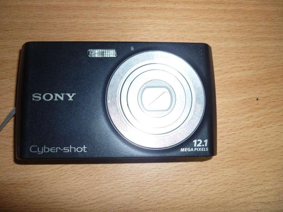 Camara Fotografica Digital Sony CyberShot 12,1 megapixels