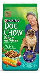 Dog Chow Control de Peso Adult 8kg