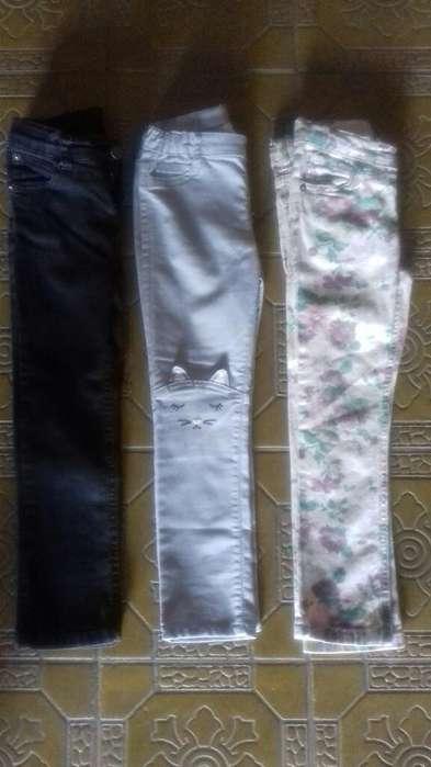 Jeans Nena T.6 Cheeky