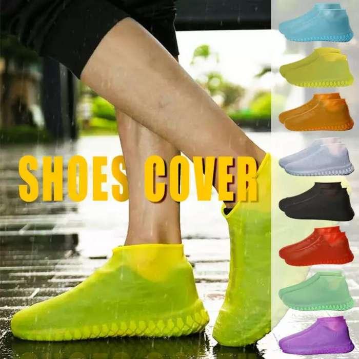 Zapatos de Lluvia Partactil en Silicona