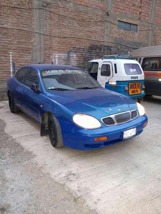 Daewoo Leganza 2002 - 100 km