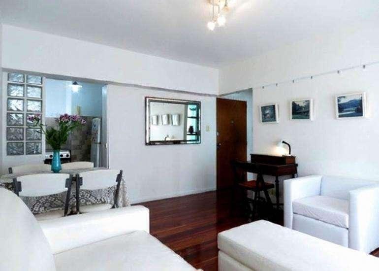 Alquiler Temporario 2 Ambientes, Santa Fe 3200, Palermo