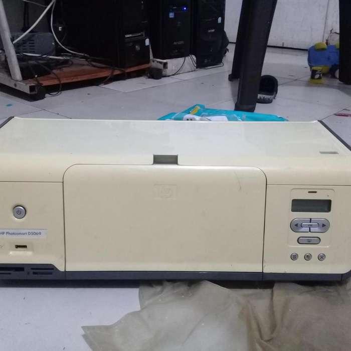 IMPRESORA HP PHOTOSMART D5060