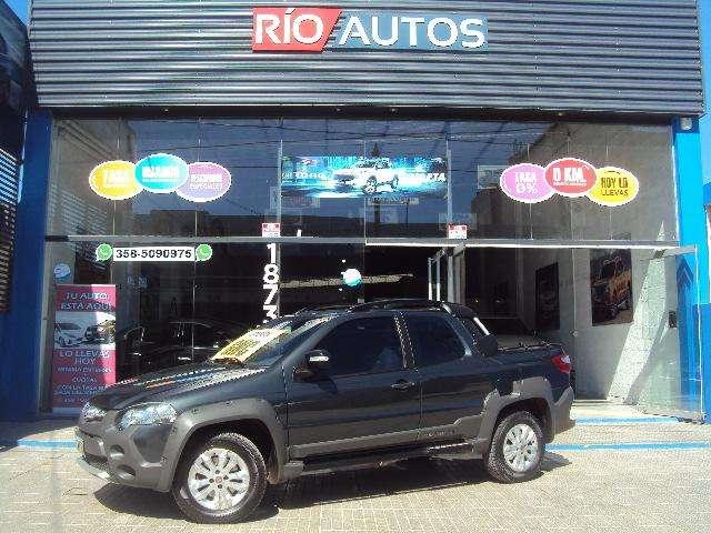 Fiat Strada Adventure 2014 - 67000 km