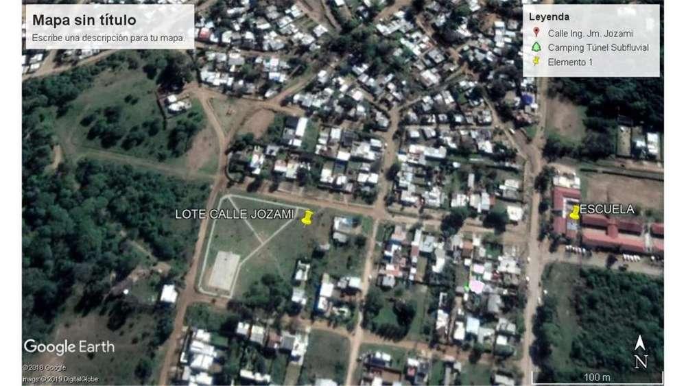 Calle Jozami 100 - 800.000 - Terreno en Venta