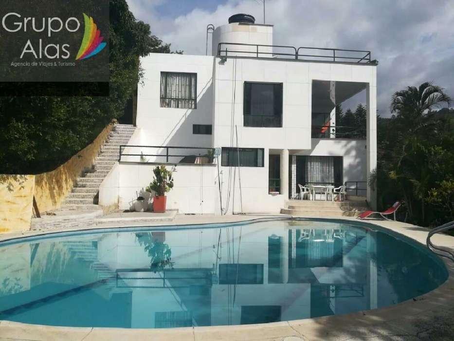 Aproveche: Alquiler Hermosa Casa Quinta