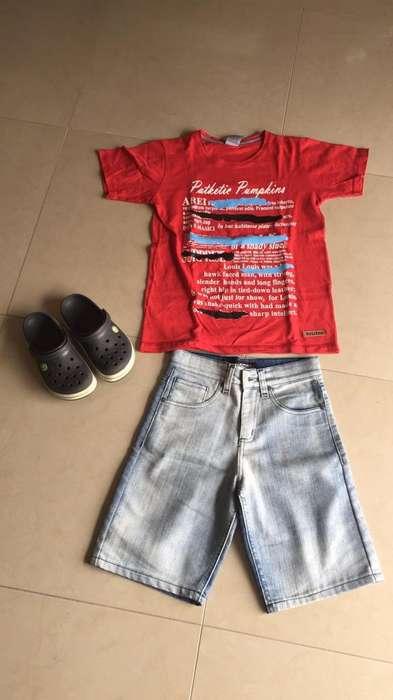 Lote de <strong>ropa</strong> de Nene 330