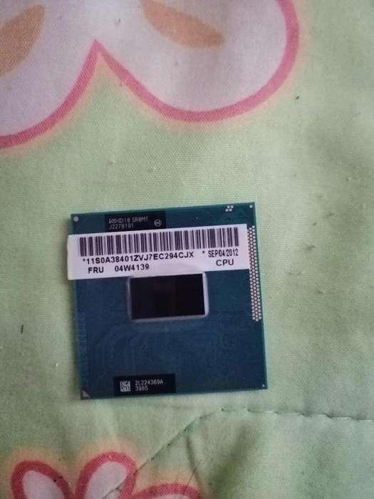 Procesador Corei7 3612 de 3ra Generación
