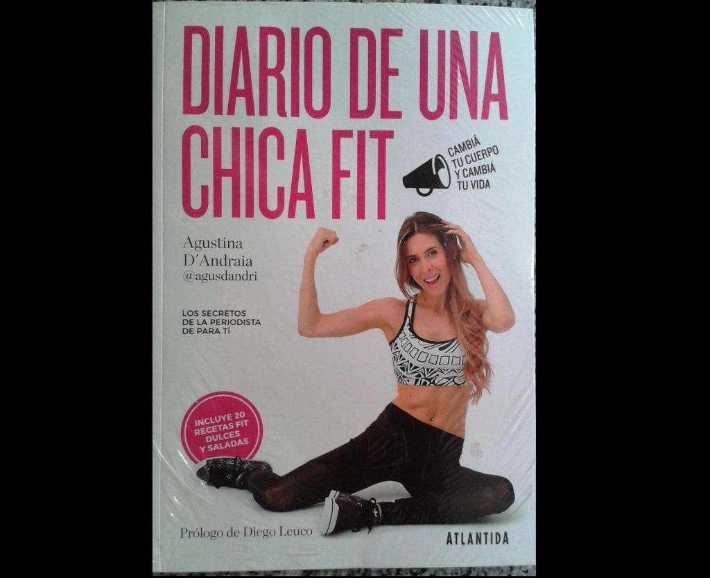 Libro Nuevo Diario de una chica fit
