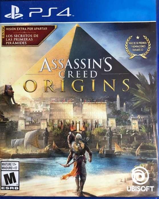 AC Origins Ps4