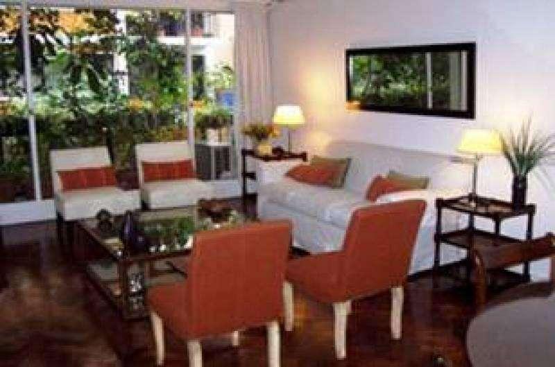Hermoso departamento de 3 ambientes totalmente equipado y amoblado en Recoleta.