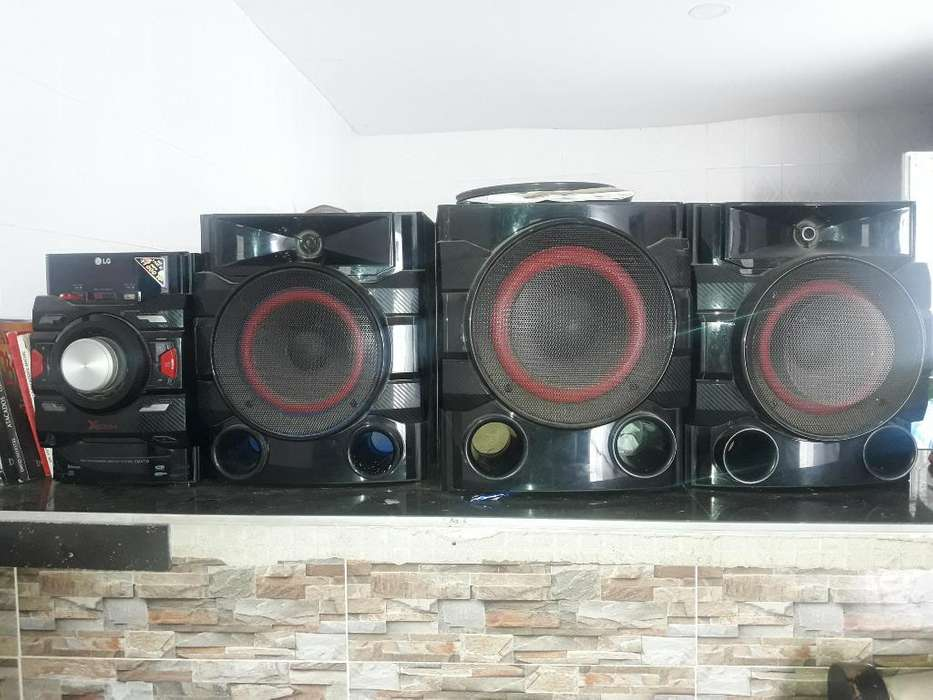 Equipo Lg 11000 W/ 1000rms