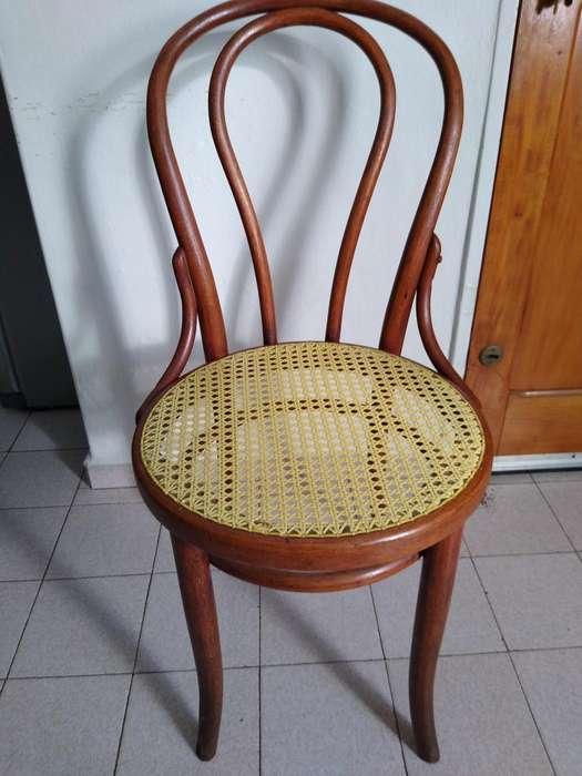 Vendo <strong>silla</strong> Thonet