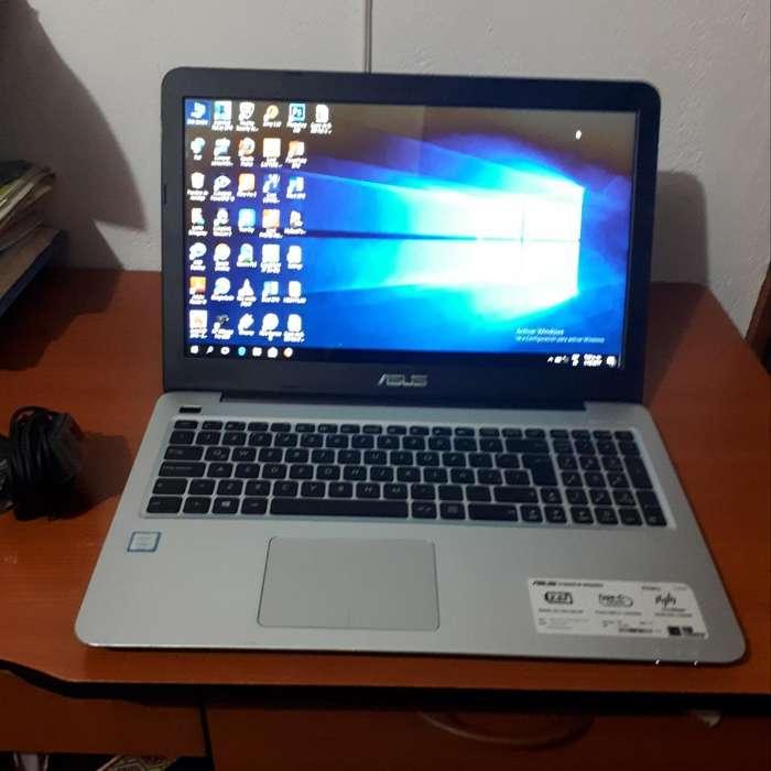 Laptop Asus Core I7 de 7ma Generacion
