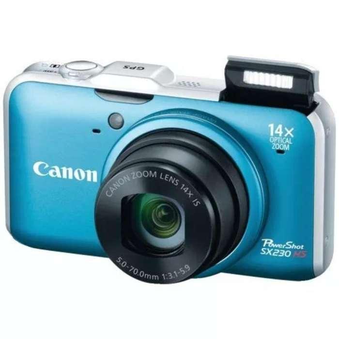 Canon Powershot Sx230 Hs 12.1